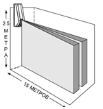 вертикальный занавес